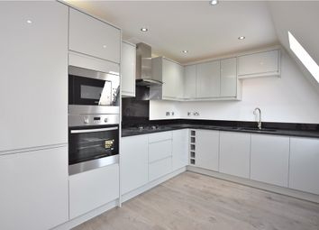 Thumbnail 2 bed flat for sale in 4 Poets House, Erskine Road, Sutton, Surrey