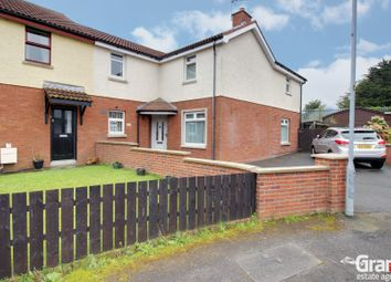 Thumbnail 4 bed semi-detached house for sale in Burnreagh Drive, Newtownards