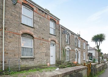 Thumbnail 2 bed terraced house for sale in Tehidy Road, Camborne, Cornwall