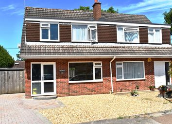3 bed semi-detached house for sale in Cunningham Close, Ringwood BH24