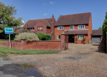 4 bed detached house for sale in The Green, Deopham, Wymondham NR18