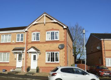 Thumbnail 3 bed end terrace house for sale in Bankfield Park, Ayr