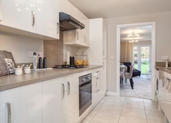 """Thumbnail 3 bedroom terraced house for sale in """"Oakfield"""" at Wonastow Road, Monmouth"""