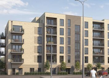 Thumbnail 2 bed flat for sale in Queensbury Square, Harrow Weald, London