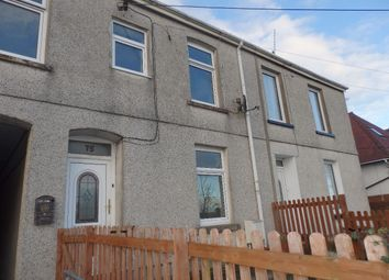 Thumbnail 3 bed terraced house to rent in Colby Road, Burry Port