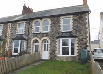 Thumbnail 3 bed terraced house to rent in Viaduct View, Chapel Street, Holsworthy