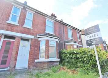 Thumbnail 3 bed terraced house for sale in Kent Road, Southampton