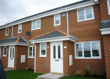 Thumbnail 3 bed town house to rent in Berkeley Close, Warrington, Cheshire