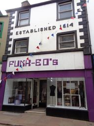 Thumbnail Retail premises for sale in 14 Devonshire Street, Penrith
