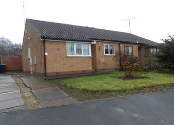 Thumbnail 2 bed bungalow to rent in Highland Road, New Whittington, Chesterfield.