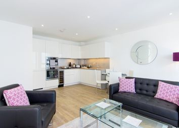 Thumbnail 1 bed flat to rent in Nine Elms Point, Wandsworth Road, Nine Elms