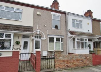 Thumbnail 3 bedroom terraced house to rent in Tiverton Street, Cleethorpes
