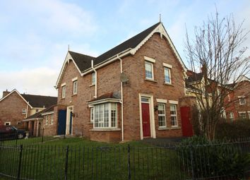 Thumbnail 2 bed terraced house for sale in Berkeley Hall Court, Lisburn
