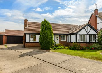 Thumbnail 3 bed bungalow for sale in Hyde Park Close, Lincoln, Lincolnshire