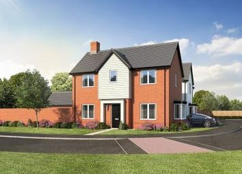 Thumbnail 3 bed detached house for sale in Station Road, Ibstock, Leicestershire