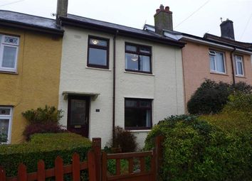 Thumbnail 3 bed terraced house for sale in Maesheli, Aberystwyth, Ceredigion