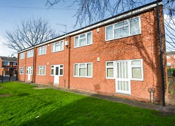 Thumbnail 1 bed flat for sale in Deptford Crescent, Bulwell, Nottingham