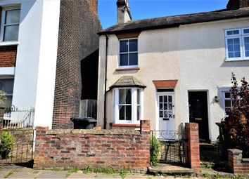 Thumbnail 2 bed terraced house for sale in Camp Road, St.Albans