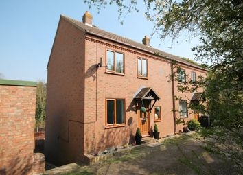 Thumbnail 4 bed semi-detached house for sale in Station Road, Isleham