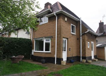 Thumbnail 3 bed town house for sale in Audrey Crescent, Mansfield Woodhouse, Mansfield