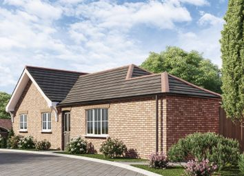 Thumbnail 3 bed detached bungalow for sale in Station Road, Sutterton, Boston