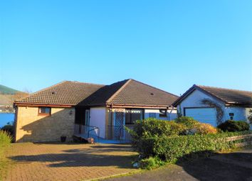 Thumbnail 3 bed detached bungalow for sale in 13 Hunters Grove, Hunters Quay