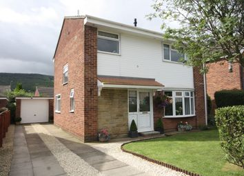Thumbnail 3 bed detached house for sale in Grafton Close, Guisborough