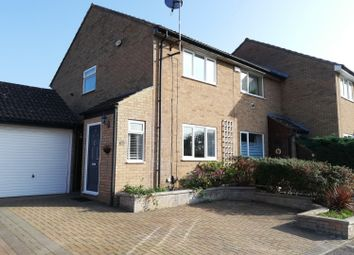 2 bed end terrace house for sale in Manorfield Close, Little Billing, Northampton NN3
