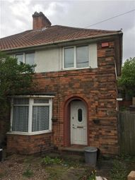 Thumbnail 4 bed semi-detached house to rent in Blakesley Road, Yardley, Birmingham