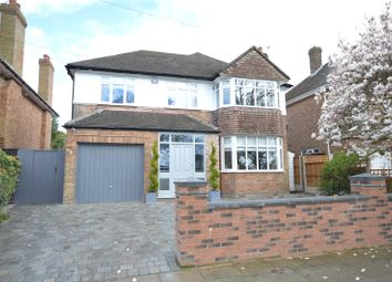 Thumbnail 4 bed detached house for sale in Devon Gardens, Childwall, Liverpool