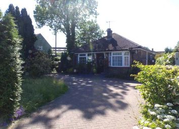 Thumbnail 3 bed bungalow for sale in Woolborough Road, Three Bridges, Crawley, West Sussex