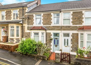 Thumbnail 3 bed terraced house for sale in Ludlow Street, Caerphilly