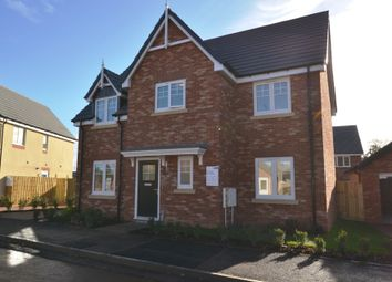 Thumbnail 4 bed detached house for sale in Woodfields, Chester Road, Hinstock