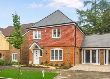 Thumbnail 3 bed property for sale in The Show Home At Silent Garden, Liphook, Hampshire