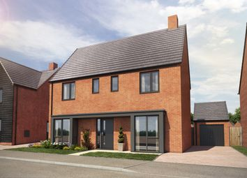 Thumbnail 4 bed detached house for sale in Off Derby Road Wingerworth, Chesterfield