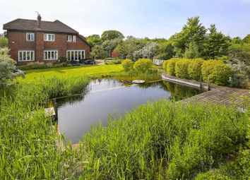 Thumbnail 8 bed detached house for sale in Galley Lane, Arkley