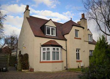 Thumbnail 3 bedroom semi-detached house for sale in Lanark Road, Juniper Green