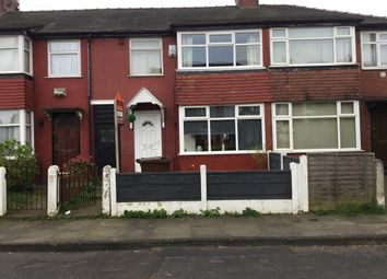 Thumbnail 3 bed terraced house for sale in Somerset Road, Droylsden, Manchester