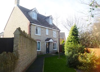 Thumbnail 5 bedroom detached house for sale in Jopp Close, Swindon