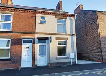 Thumbnail 2 bed end terrace house to rent in Thanet Street, Clay Cross, Chesterfield, Derbyshire