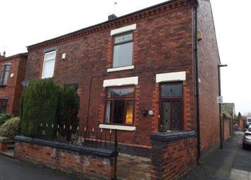 Thumbnail 2 bedroom semi-detached house for sale in Charles Street, Golborne, Warrington