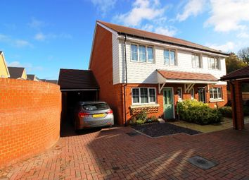 3 bed semi-detached house for sale in Isles Quarry Road, Borough Green, Sevenoaks TN15