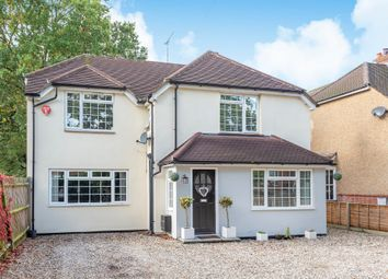 Thumbnail 4 bed detached house to rent in Plough Lane, Wokingham