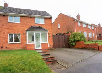 Thumbnail 3 bed end terrace house for sale in Westacre Crescent, Finchfield, Wolverhampton
