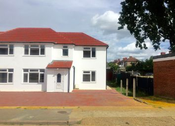 Thumbnail 7 bed semi-detached house to rent in Pinkwell Lane, Hayes