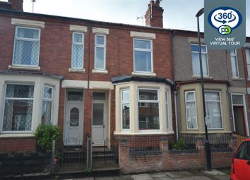 3 bed terraced house to rent in Highland Road, Earlsdon, Coventry CV5