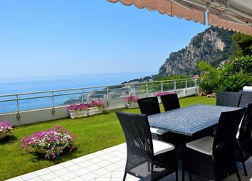 Thumbnail 4 bed apartment for sale in Cap-D'ail, Cap-D'ail, Villefranche-Sur-Mer, Nice, Alpes-Maritimes, Provence-Alpes-Côte D'azur, France