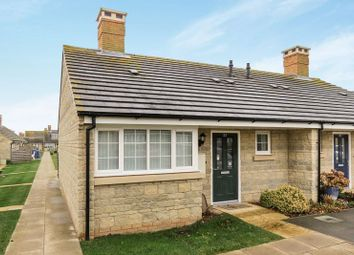 Thumbnail 1 bed semi-detached bungalow for sale in The Croft, Bourne