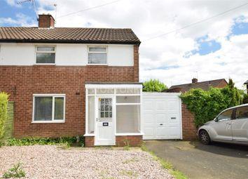 Thumbnail 3 bedroom semi-detached house for sale in Frankley Avenue, Halesowen, West Midlands