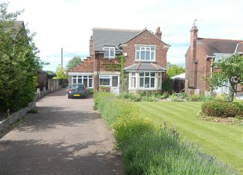 Thumbnail 4 bed detached house for sale in Ramper Road, Saundby, Retford